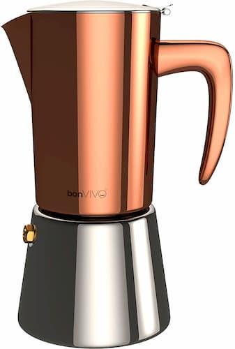 Caffettiera Induzione Bonvivo Intenca