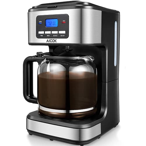 Macchina caffè americano Aicok CM4329MA-GS