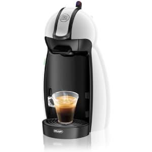 Macchina per caffè in capsule bianca e nera De'Longhi EDG100.W Piccolo